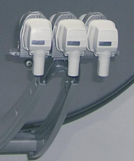 fuba MF3 LNB multifeedhouder 3-voudig