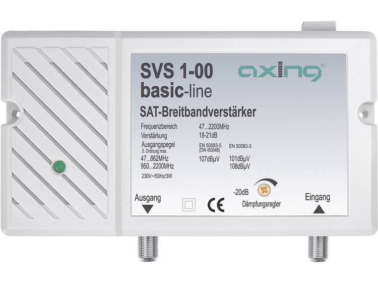 Axing satelliet-breedbandversterker