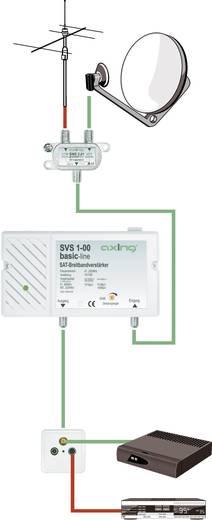 SAT-versterker 20 - 25 dB Axing SVS 1-00