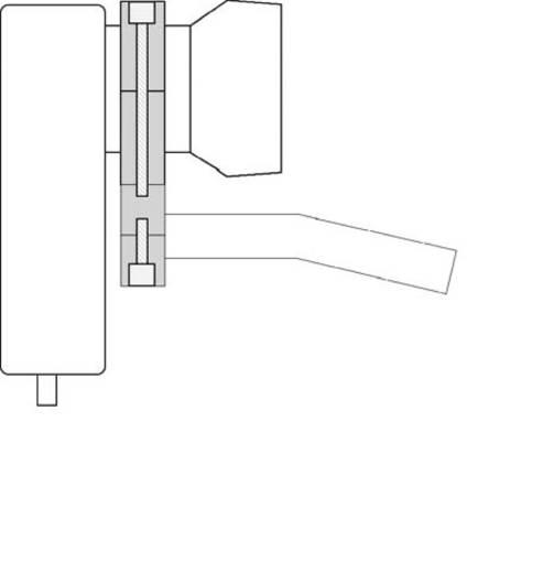 LNB adapter TechniSat 60803 Geschikt voor TechniSat