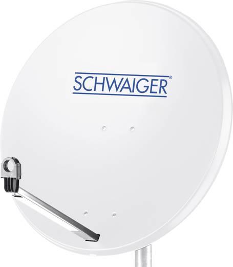 Schwaiger SPI996.0 Satellietschotel 80 cm Reflectormateriaal: Staal Lichtgrijs