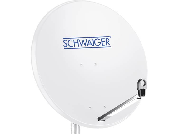 Schwaiger SPI996.0 Satellietschotel 80 cm Reflectormateriaal Staal Lichtgrijs
