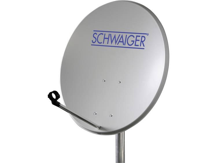Schwaiger SPI550.0 Satellietschotel 60 cm Reflectormateriaal Staal Lichtgrijs