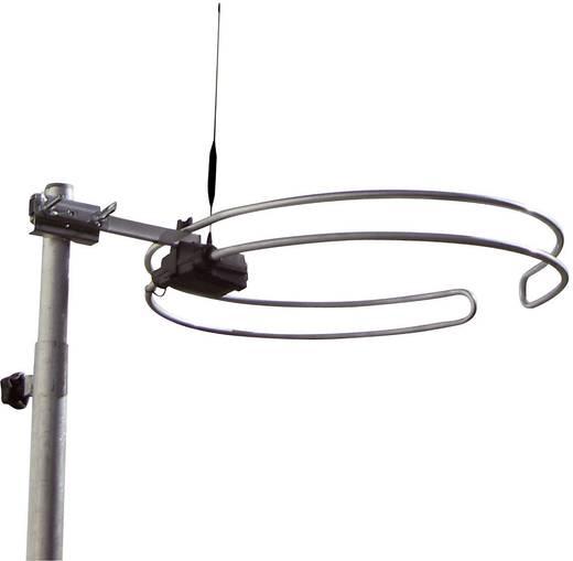 Wittenberg Antennen Multiband WB 2345-2 Passieve DVB-T/T2-dakantenne Buiten Zilver