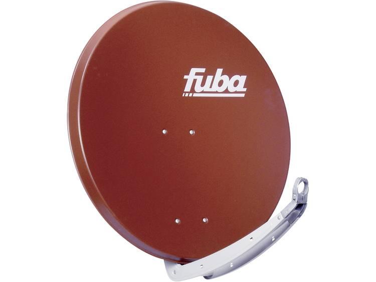 fuba DAA 850 R Satellietschotel 85 cm Reflectormateriaal: Aluminium Steenrood