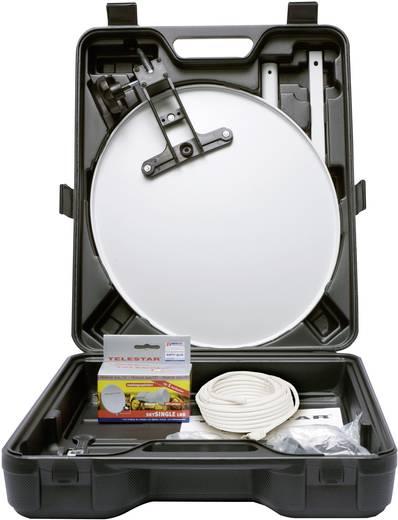 Camping satellietset zonder receiver Telestar 4024035000008 Aantal gebruikers: 1