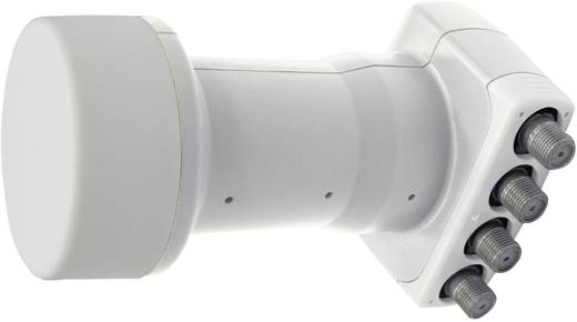 Maximum Pro 4 quad-LNB digitaal met switch