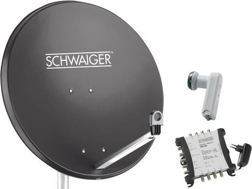 Satellietset zonder receiver 8 Schwaiger SPI9961SET6