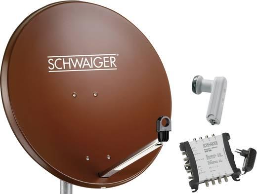 Satellietset zonder receiver 8 Schwaiger SPI9962SET6