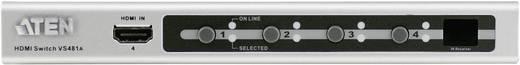 HDMI-switch 4 poorten via PC bedienbaar, met afstandsbediening 1920 x 1200 pix ATEN VS481A