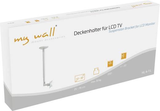 "TV-plafondbeugel My Wall HP 4-1 L 25,4 cm (10"") - 76,2 cm (30"") Kantelbaar en zwenkbaar"