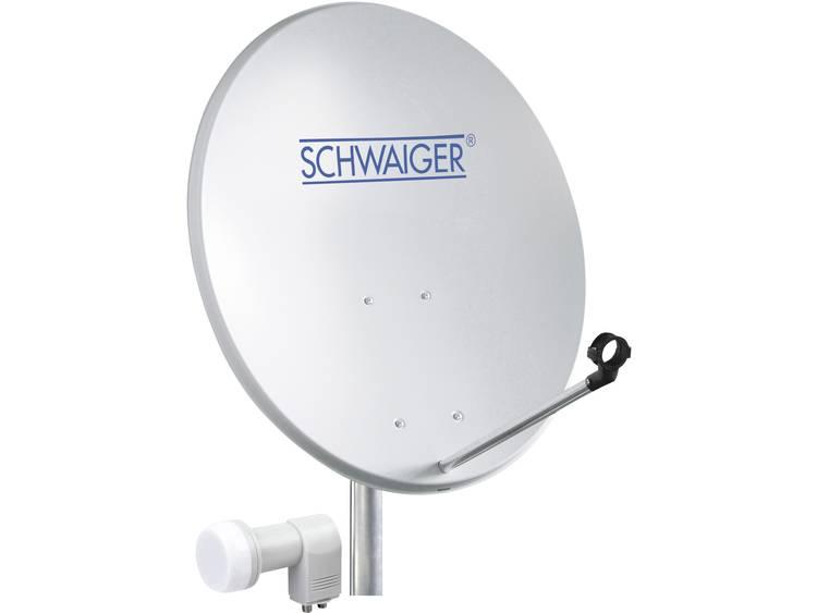 Satellietset zonder receiver 2 Schwaiger SPI5500SET2 60 cm