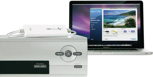 Elgato VIDEO CAPTURE F/ PC AND MAC Video Grabber Incl. videobewerkingssoftware