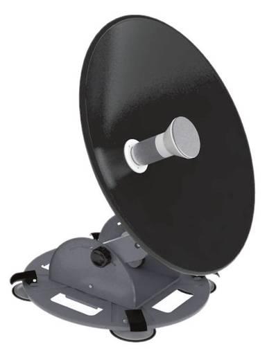 Camping satellietset zonder receiver Camos CSA-10PM Aantal gebruikers: 1