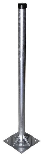 A.S. SAT Satelliet-voet Zilver