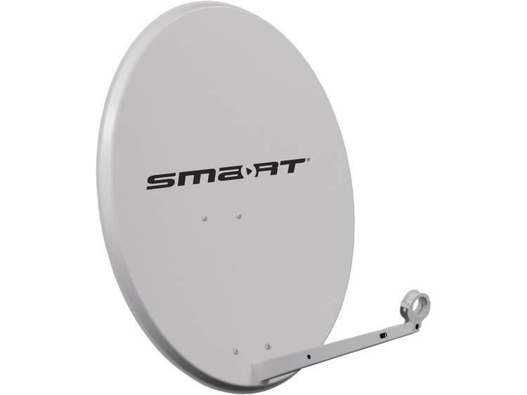Smart SKC 80 Satellietschotel 80 cm Reflectormateriaal: Staal Lichtgrijs