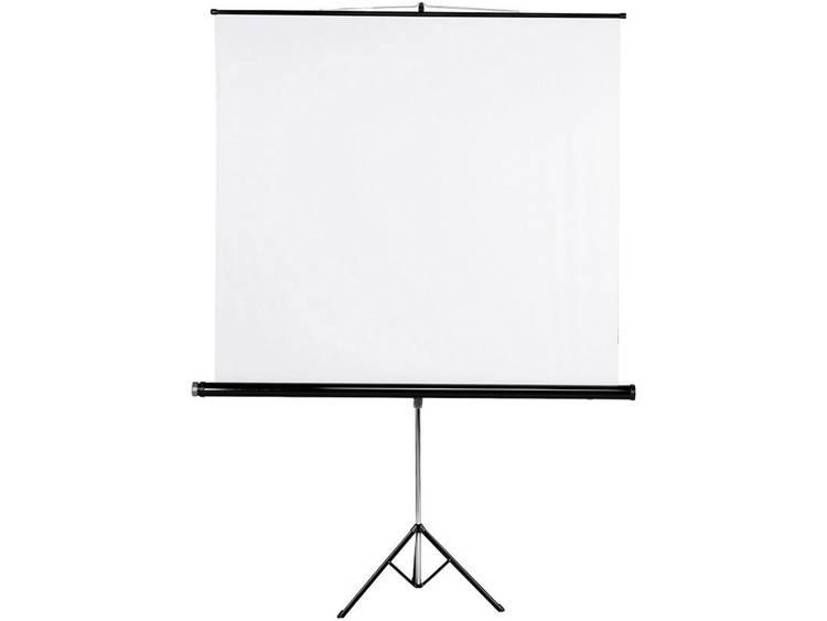 Hama 18790 Statief projectiescherm 125 x 125 cm Beeldverhouding: 1:1
