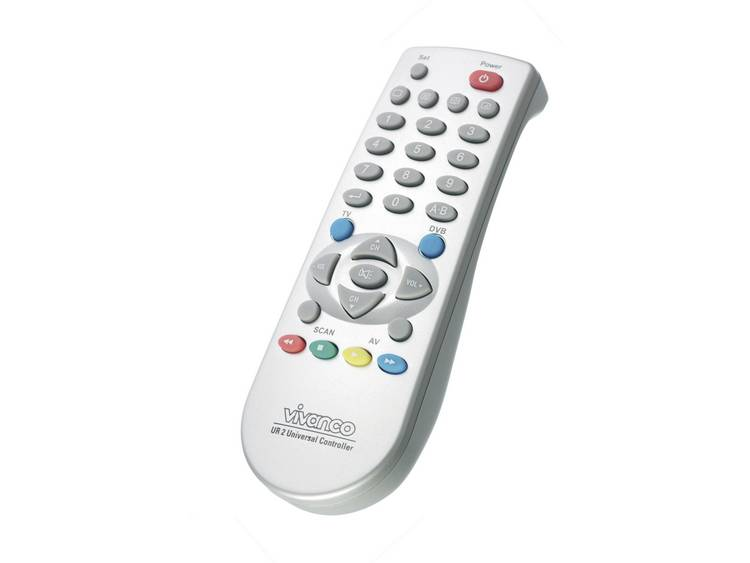Universalfernbedienung 2in1 TV DVB
