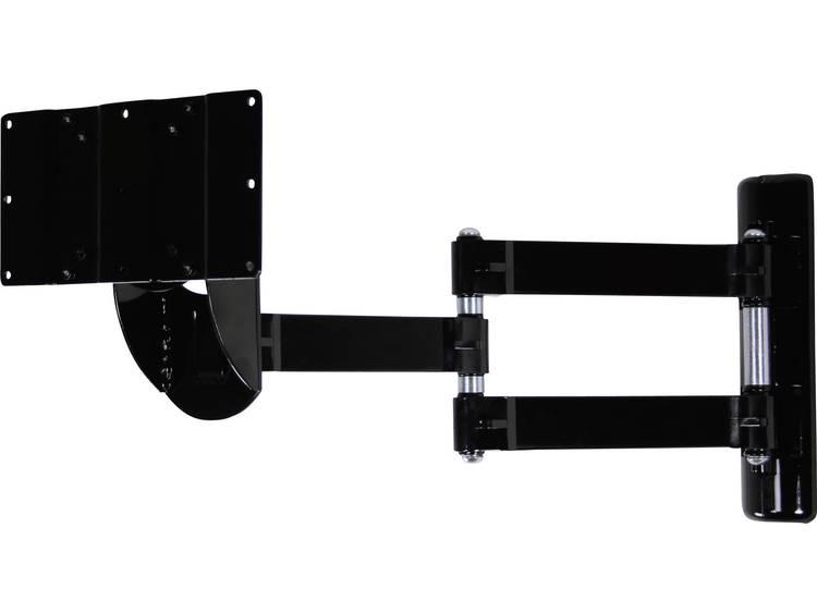 Monitor-wandbeugel B-Tech BT 7515/PB 25,4 cm (10) - 81,3 cm (32) Kantelbaar en zwenkbaar, Roteerbaar
