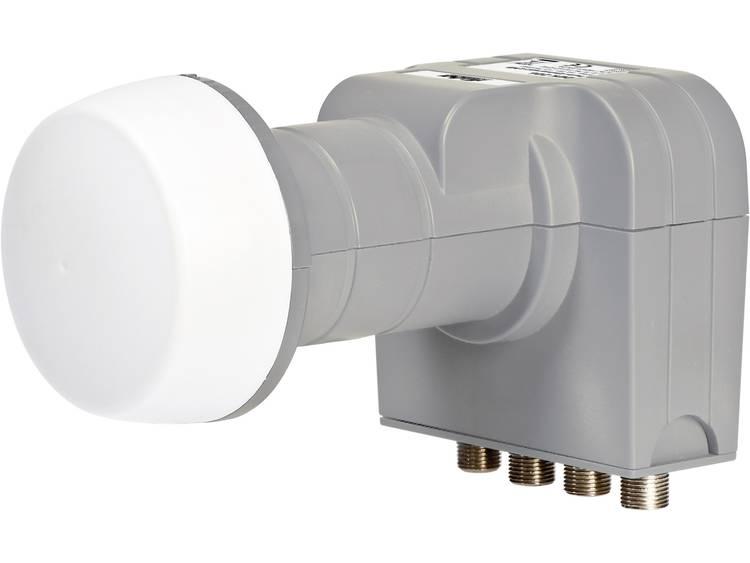 Fuba DEK416 viervoudige LNB digitaal met switch