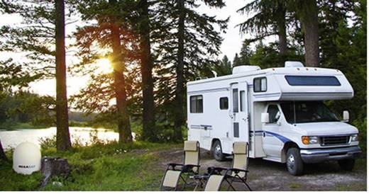 Camping satellietset zonder receiver MegaSat Campingman Portable Aantal gebruikers: 2