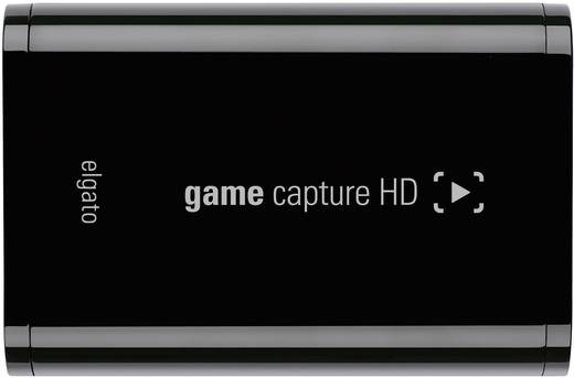 Elgato GAME CAPTURE HD Game Capture HD-opname