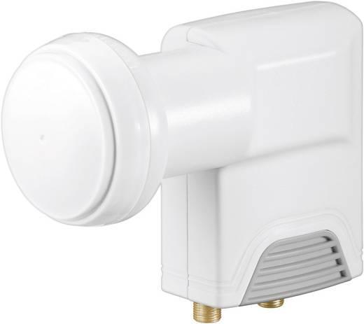Goobay Universel Twin LNB Aantal gebruikers: 2 Feed-opname: 40 mm vergulden aansluiting