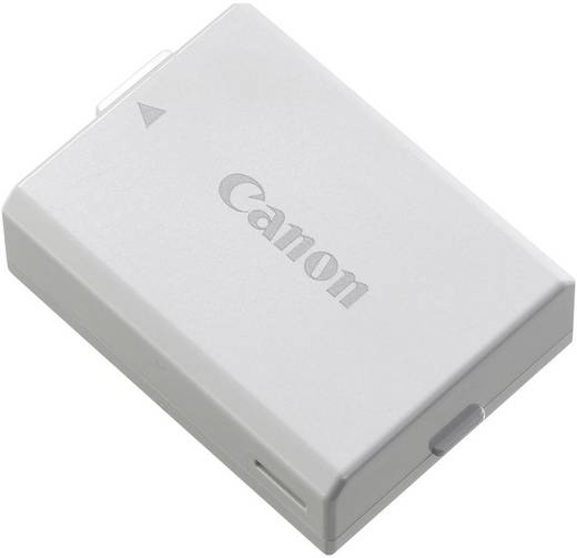 Canon Camera-accu Vervangt originele accu LP-E5 7.4 V 1080 mAh