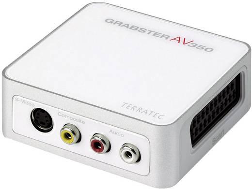 Terratec Grabster AV350MX Video Grabber Incl. videobewerkingssoftware