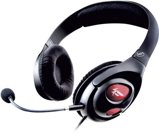 """Creative HS-800 """"Fatal1ty""""-gaming headset"""