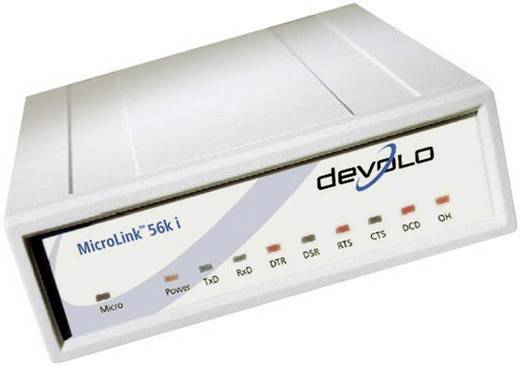 Devolo Business Solutions MicroLink 56k analoog modem Serieel (9-pol.)