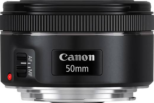 Canon EF 50 F1,8 II standaard objectief