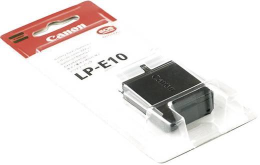 Canon Camera-accu Vervangt originele accu LP-E10 7.4 V 860 mAh