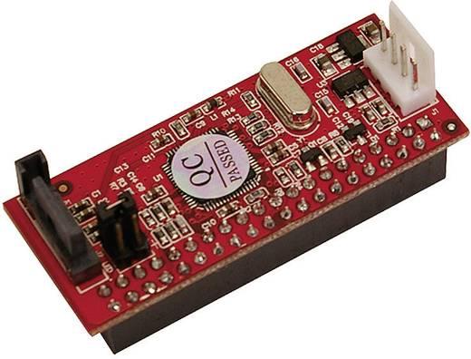 Interface-converter [1x SATA-stekker 7-polig - 1x IDE bus 40-polig] LogiLi