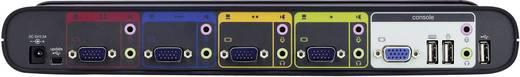Linksys KVM-Switch 4 poorten KVM-schakelaar VGA USB 2048 x 1536 pix