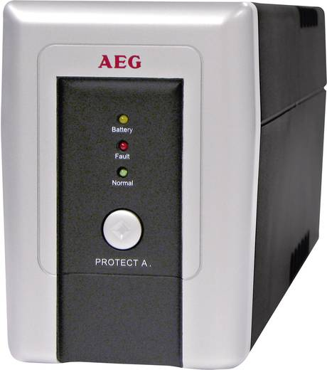 AEG Power Solutions Protect A 500 UPS vermogen van 500 VA