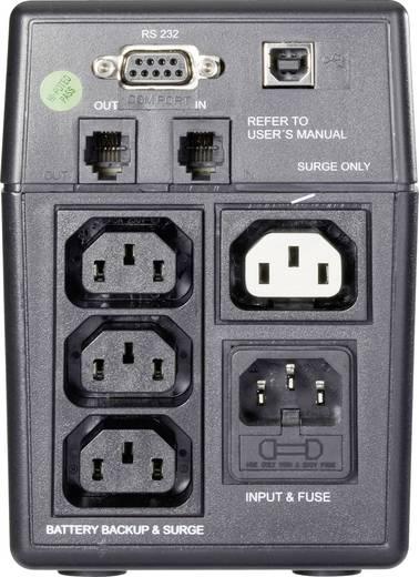 AEG Power Solutions Protect A 700 UPS vermogen van 700 VA