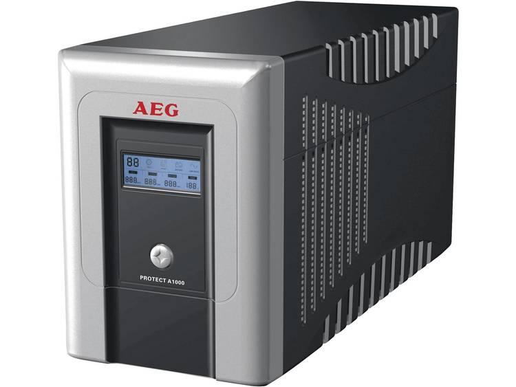 UPS AEG Power Solutions PROTECT A.1000 1000 VA