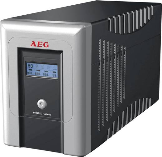 AEG Power Solutions Protect A 1000 UPS 1000 VA