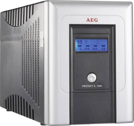 AEG Power Solutions Protect A 1000 UPS vermogen van 1000 VA