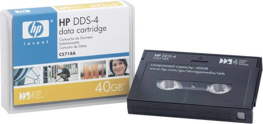 HP digitale tape DG 150 m/20 GB DDS-4