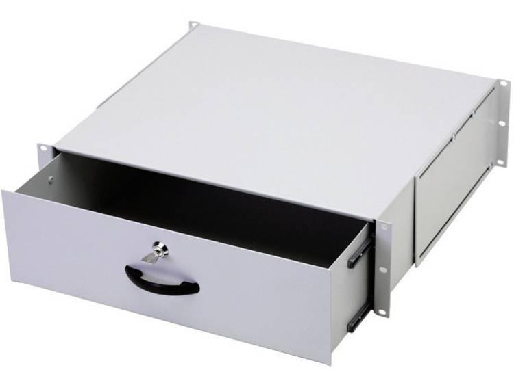 Digitus Professional DN-19 KEY-3U 19 inch Patchkast-schuiflade 3 HE Lichtgrijs (RAL 7035)