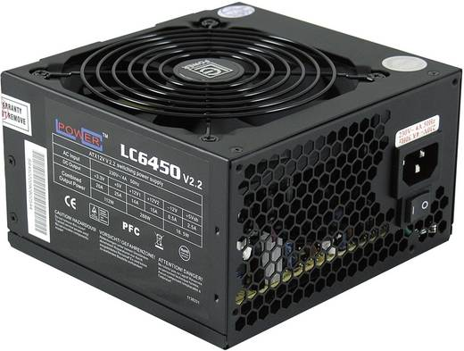 LC-Power Super Silent 450 W PC-voeding