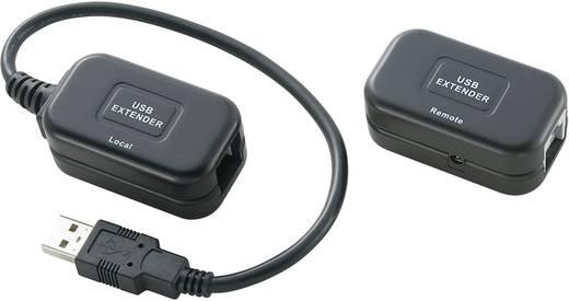 Renkforce USB 1.1 Extender (verlenging) via netwerkkabel RJ45 60 m N/A