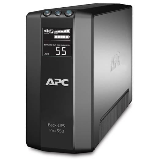 APC by Schneider Electric Back UPS BR550GI UPS 550 VA