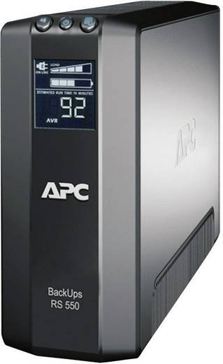 APC by Schneider Electric Back UPS BR550GI UPS 550 VA