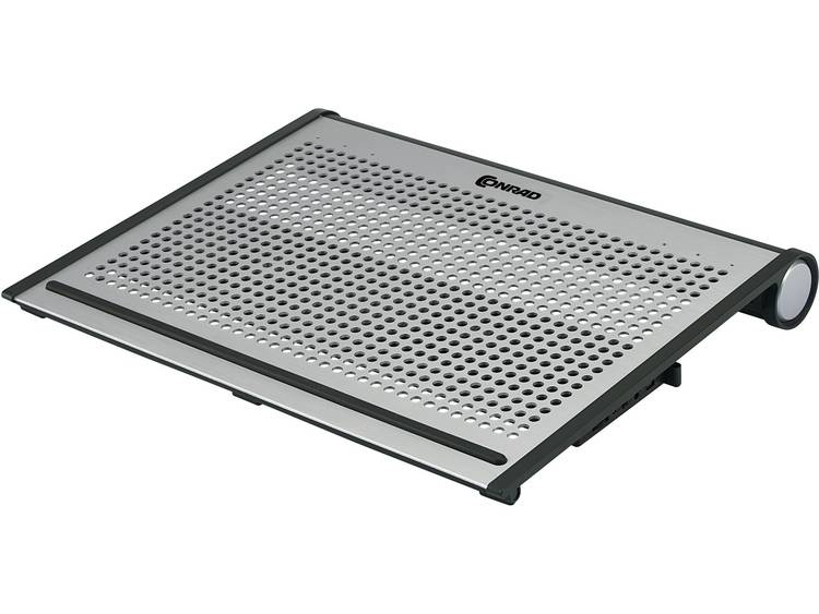 Conrad notebook cooling pad alu XL