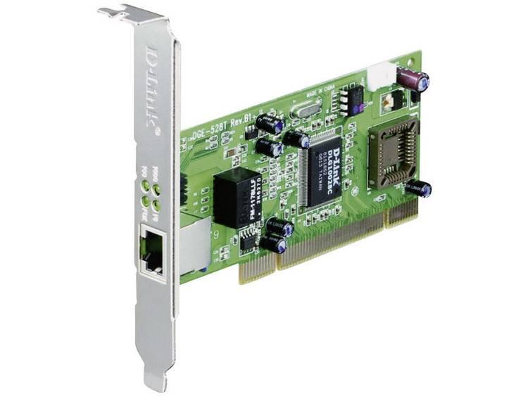 D-Link DGE-528T netwerkkaart & -adapter