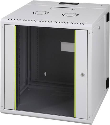 19 inch patchkast Digitus Professional DN-19 09-U-3 (b x h x d) 600 x 493 x 610 mm 9 HE Lichtgrijs (RAL 7035)
