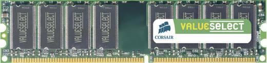 Corsair ValueSelect VS1GB400C3 1 GB DDR-RAM PC-werkgeheugen module 400 MHz 1 x 1 GB